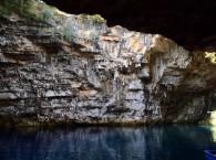 Melissani Lake-cave