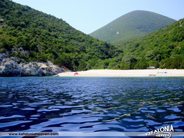 Peacefull beaches near Aghia Kiriaki