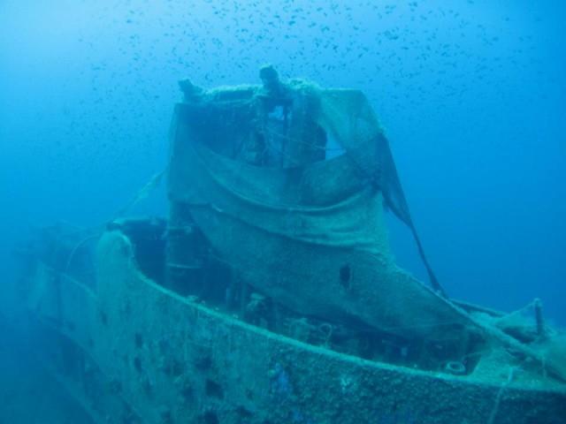Perseas Submarine