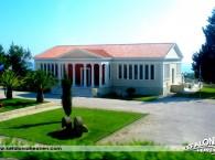 Cultural center of Kourkoumelata