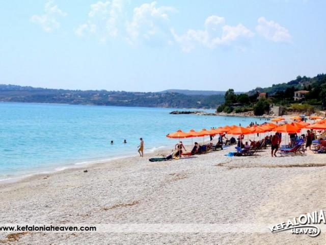 Lourdas Beach