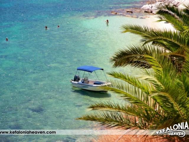 Aghia Efimia Beach
